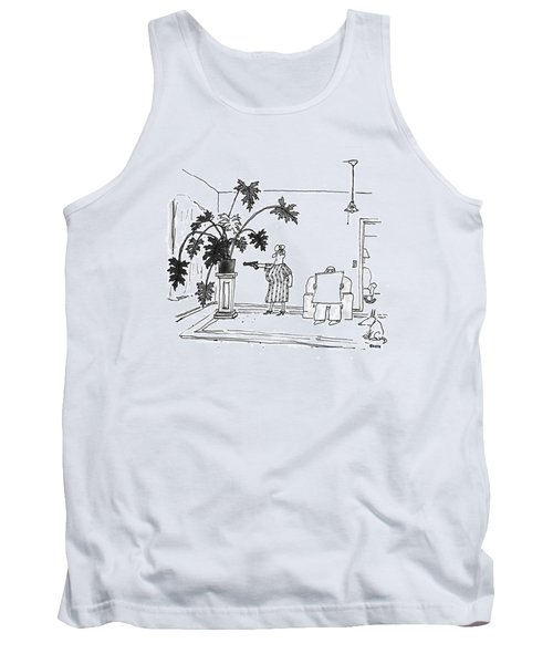 New Yorker June 29th, 1992 Tank Top