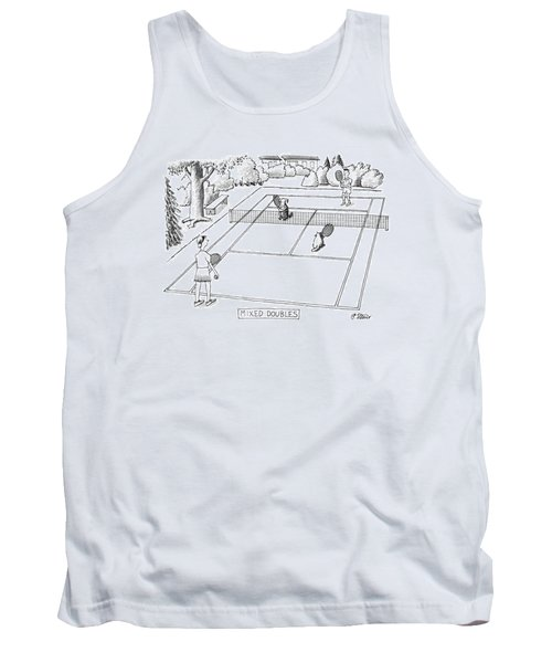 New Yorker June 3rd, 1991 Tank Top