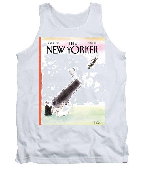 New Yorker June 4th, 1990 Tank Top