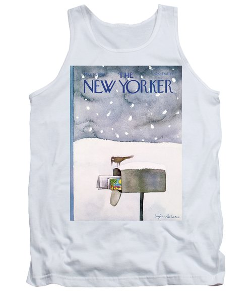 New Yorker March 10th, 1980 Tank Top