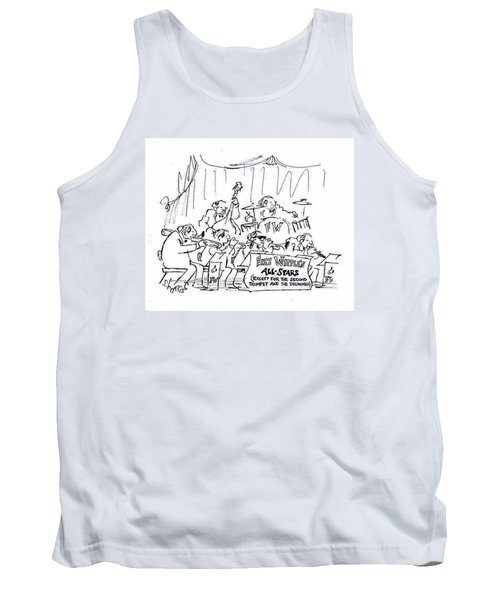 New Yorker March 12th, 1979 Tank Top