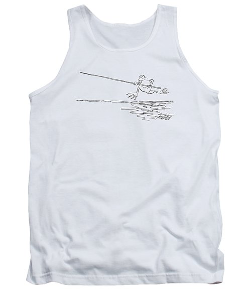 New Yorker March 12th, 1990 Tank Top