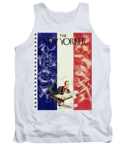 New Yorker March 13 1937 Tank Top