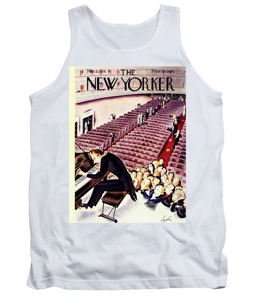 New Yorker March 21 1936 Tank Top