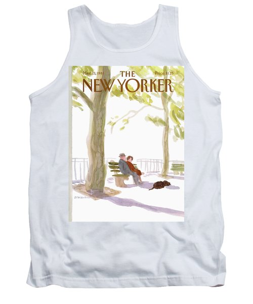 New Yorker March 23rd, 1981 Tank Top
