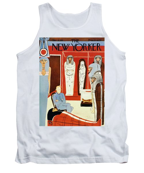 New Yorker March 28 1931 Tank Top