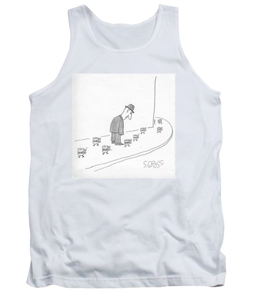 New Yorker March 28th, 1977 Tank Top