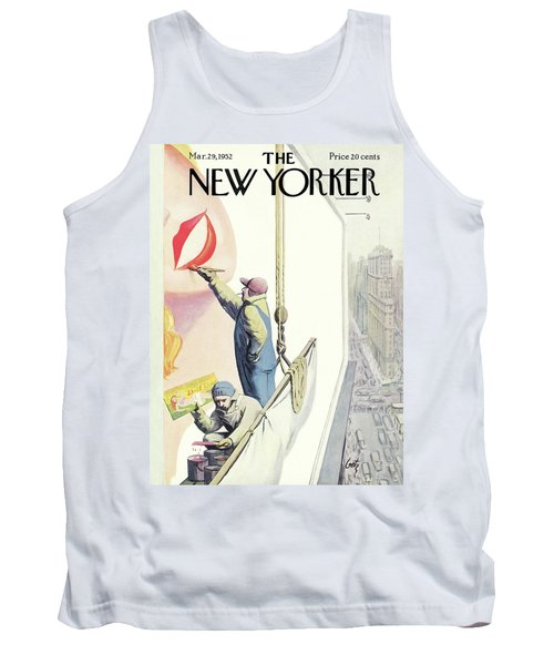 New Yorker March 29th, 1952 Tank Top