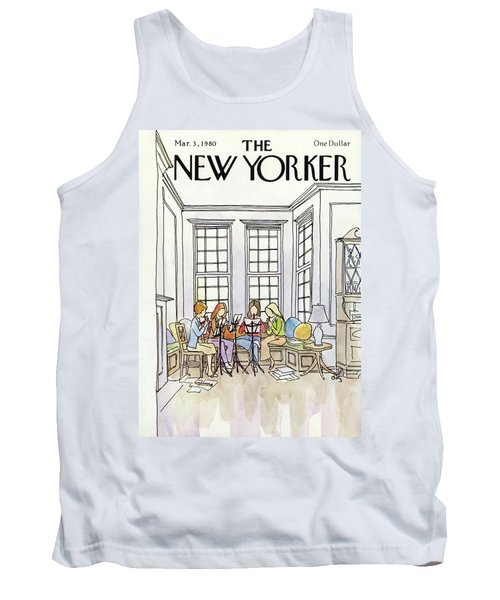 New Yorker March 3rd, 1980 Tank Top