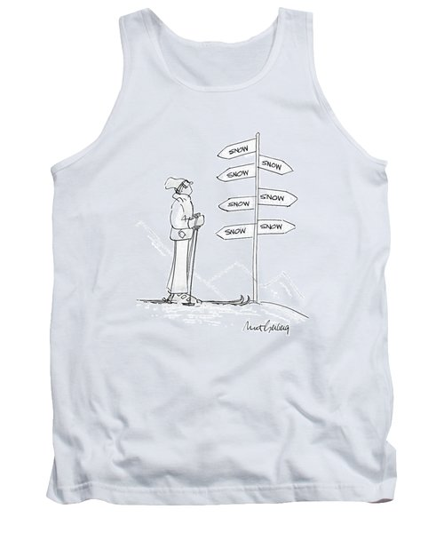 New Yorker March 3rd, 1986 Tank Top