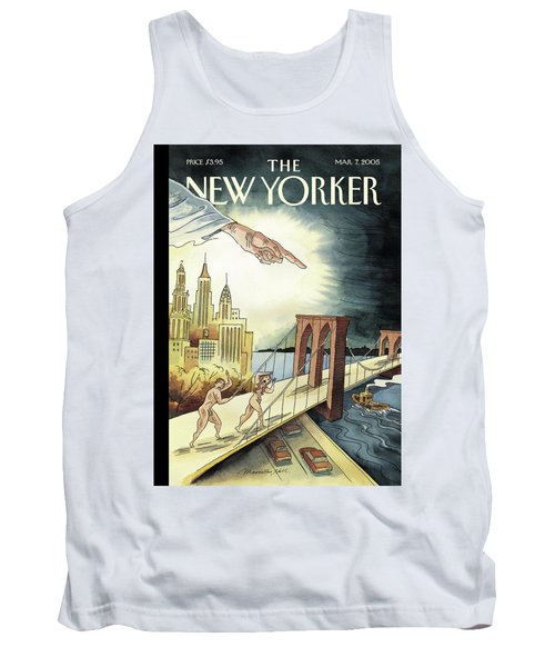 New Yorker March 7, 2005 Tank Top