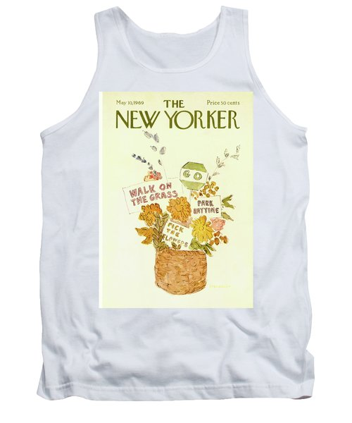 New Yorker May 10th, 1969 Tank Top