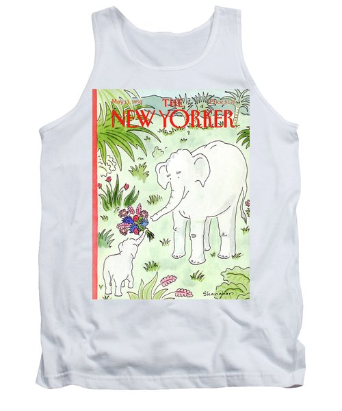 New Yorker May 11th, 1992 Tank Top