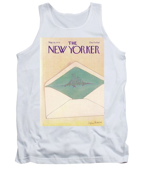 New Yorker May 14th, 1979 Tank Top