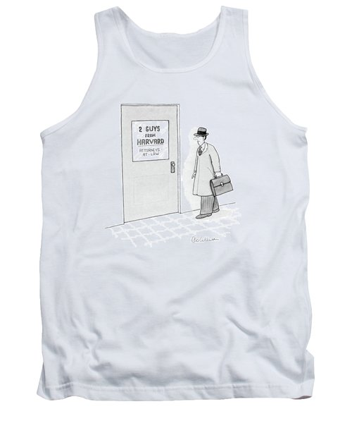 New Yorker May 14th, 1984 Tank Top