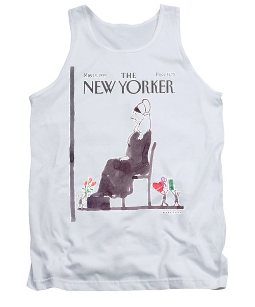New Yorker May 14th, 1990 Tank Top