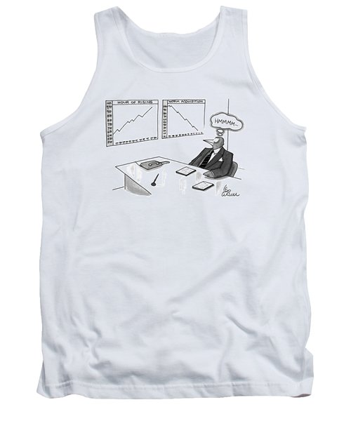 New Yorker May 16th, 1994 Tank Top