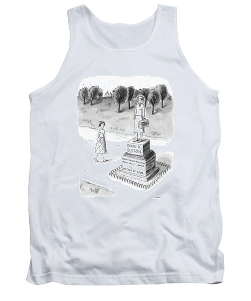 New Yorker May 18th, 1987 Tank Top
