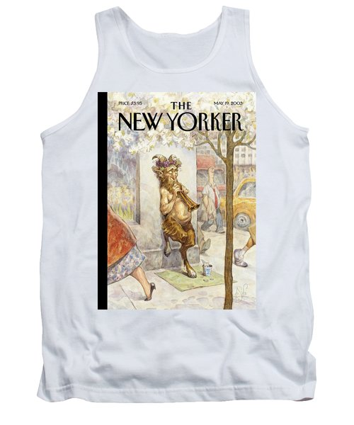 New Yorker May 19th, 2003 Tank Top