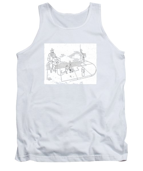 New Yorker May 22nd, 1943 Tank Top