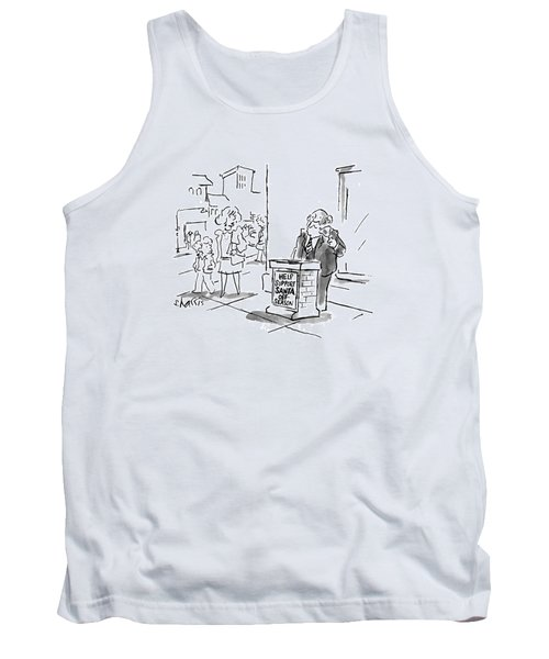 New Yorker May 25th, 1998 Tank Top