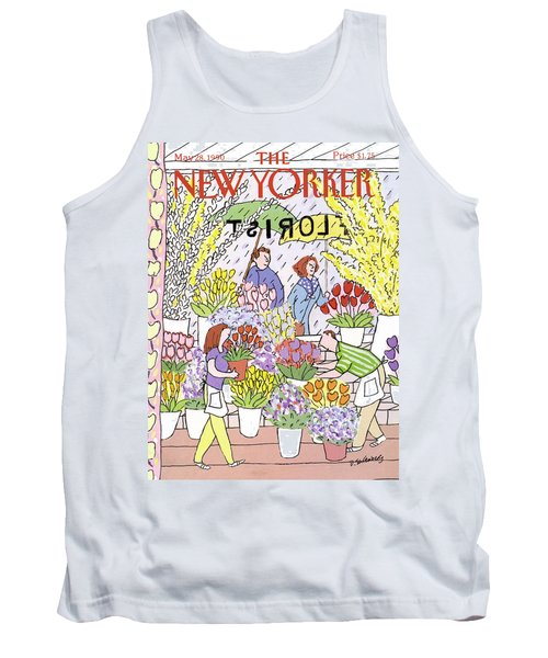 New Yorker May 28th, 1990 Tank Top