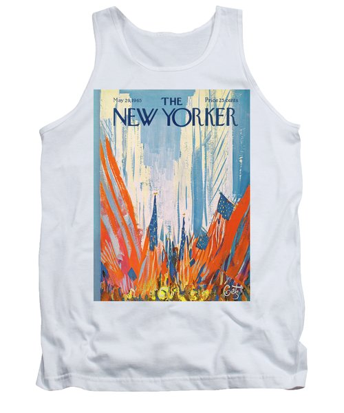 New Yorker May 29th, 1965 Tank Top