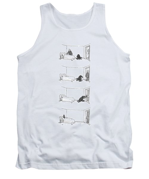 New Yorker May 30th, 1988 Tank Top