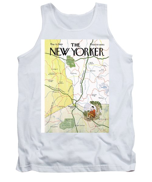 New Yorker May 31st, 1969 Tank Top