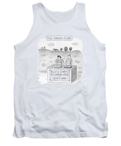 New Yorker May 31st, 1999 Tank Top
