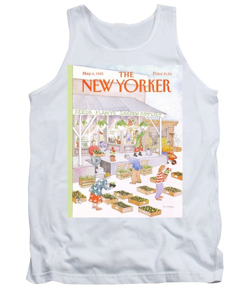 New Yorker May 6th, 1985 Tank Top