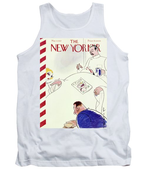 New Yorker May 8 1937 Tank Top