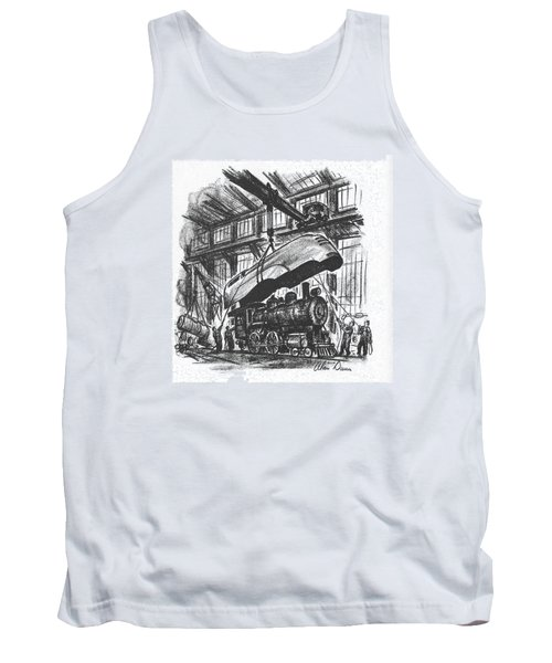 New Yorker May 8th, 1937 Tank Top