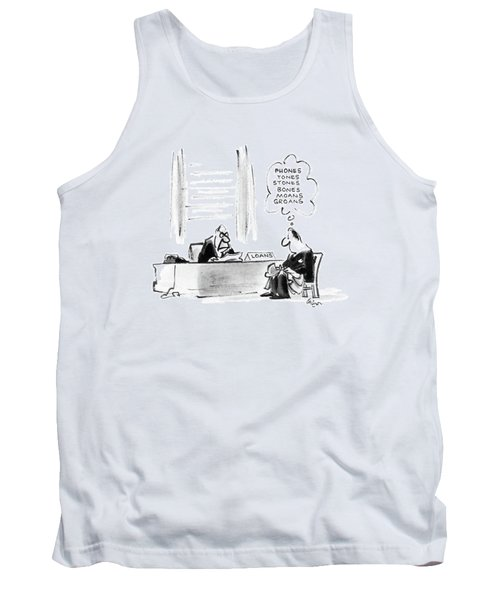 New Yorker November 10th, 1986 Tank Top