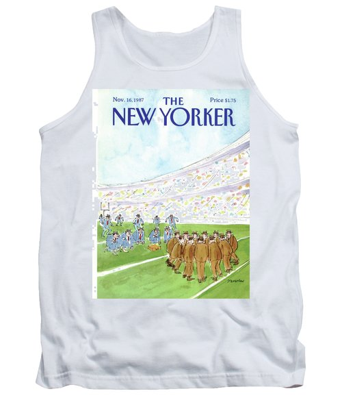 New Yorker November 16th, 1987 Tank Top