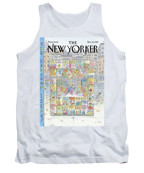 New Yorker November 22nd, 1999 Tank Top