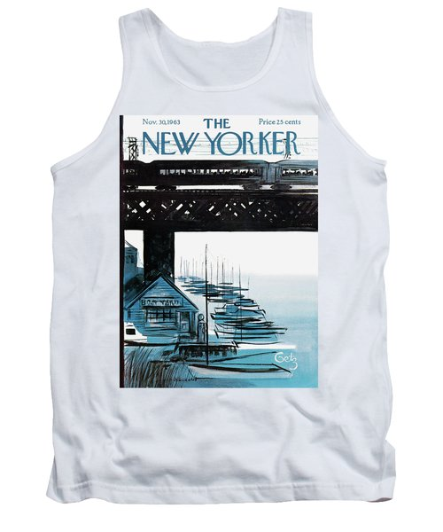 New Yorker November 30th, 1963 Tank Top