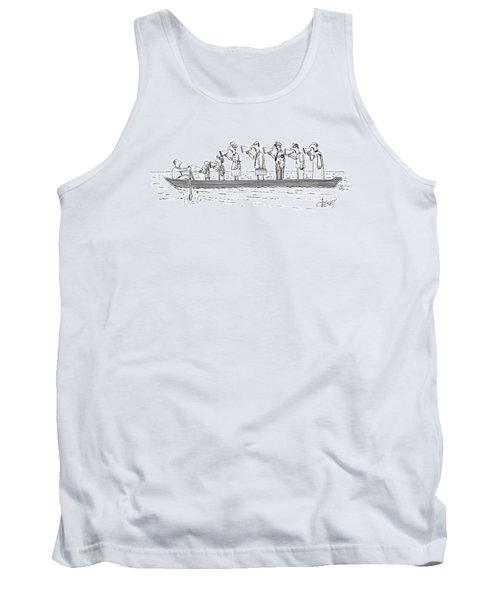 New Yorker October 10th, 1983 Tank Top
