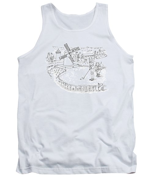 New Yorker October 11th, 1993 Tank Top