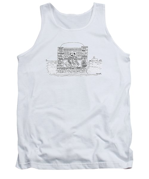 New Yorker October 13th, 1975 Tank Top