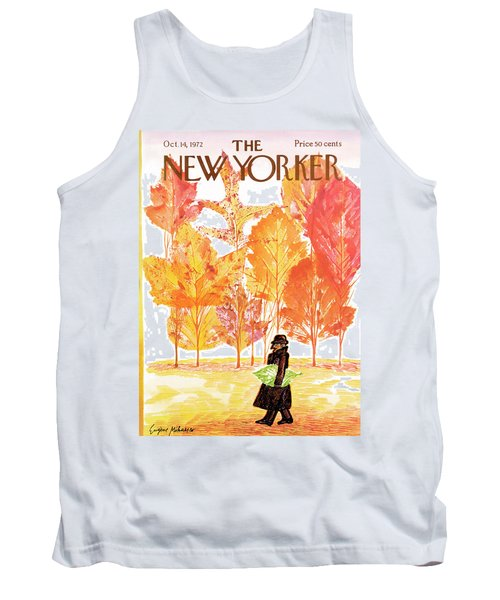 New Yorker October 14th, 1972 Tank Top