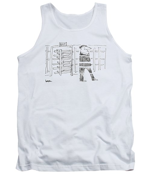 New Yorker October 14th, 1974 Tank Top