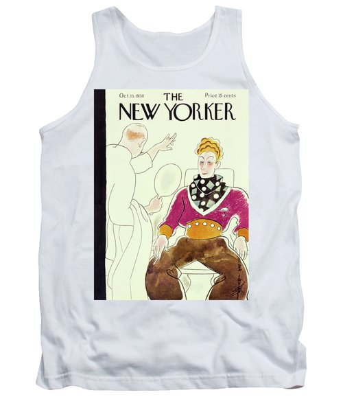 New Yorker October 15 1938 Tank Top
