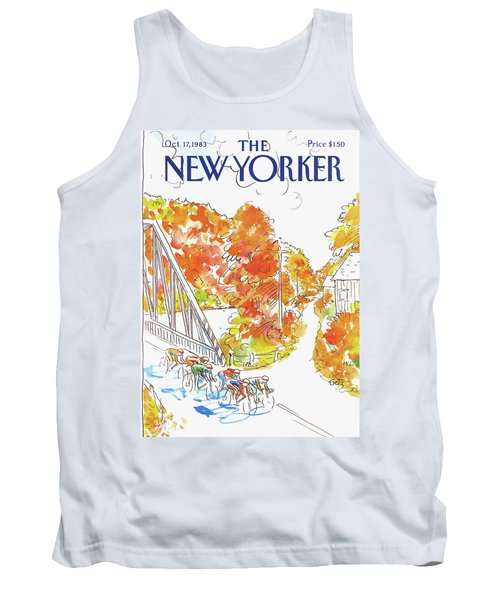 New Yorker October 17th, 1983 Tank Top