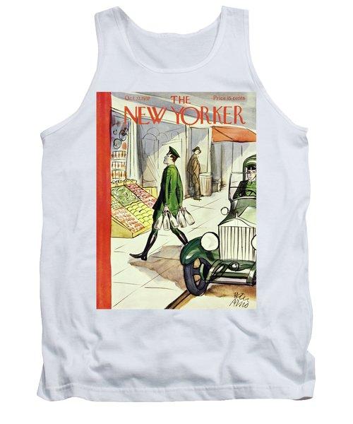 New Yorker October 22 1932 Tank Top