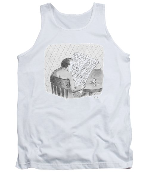 New Yorker October 25th, 1993 Tank Top