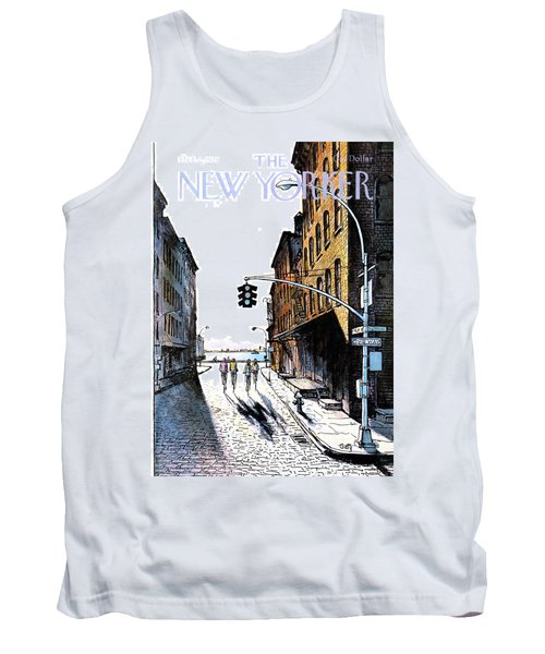 New Yorker October 2nd, 1978 Tank Top