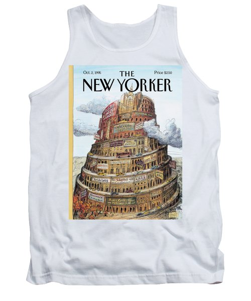 New Yorker October 2nd, 1995 Tank Top