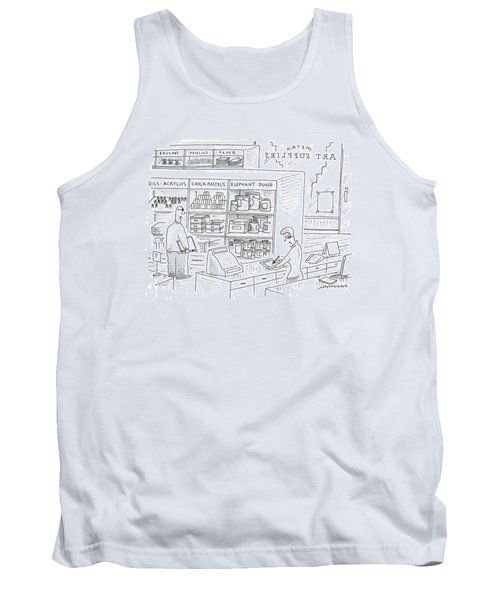 New Yorker October 4th, 1999 Tank Top