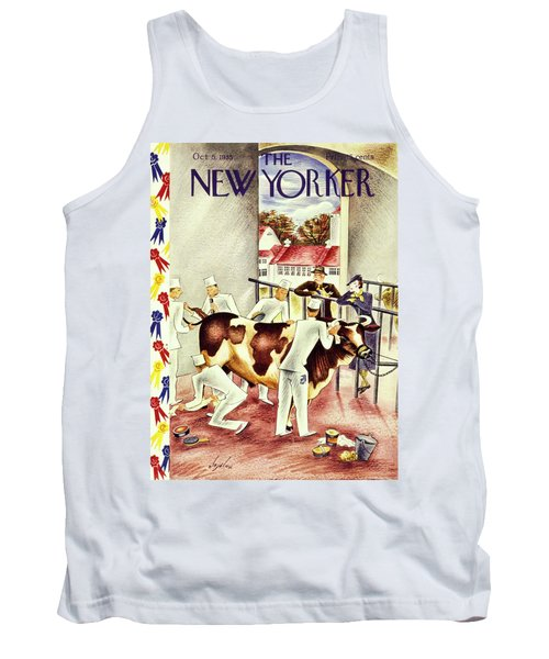 New Yorker October 5 1935 Tank Top